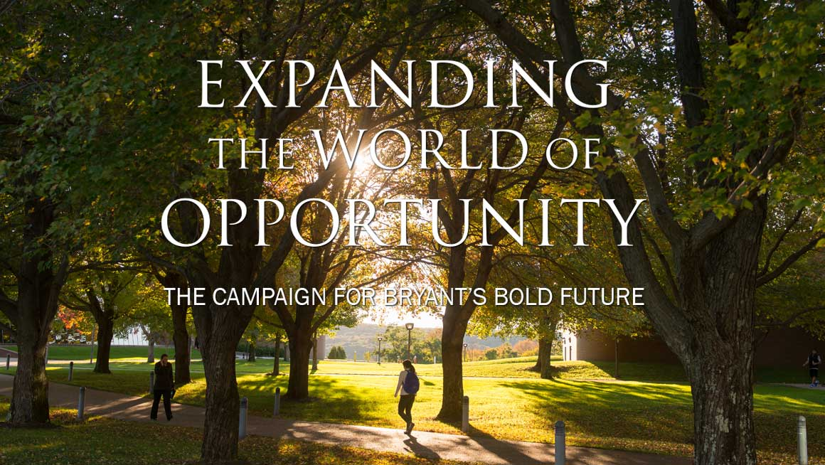 Expanding the World of Opportunity