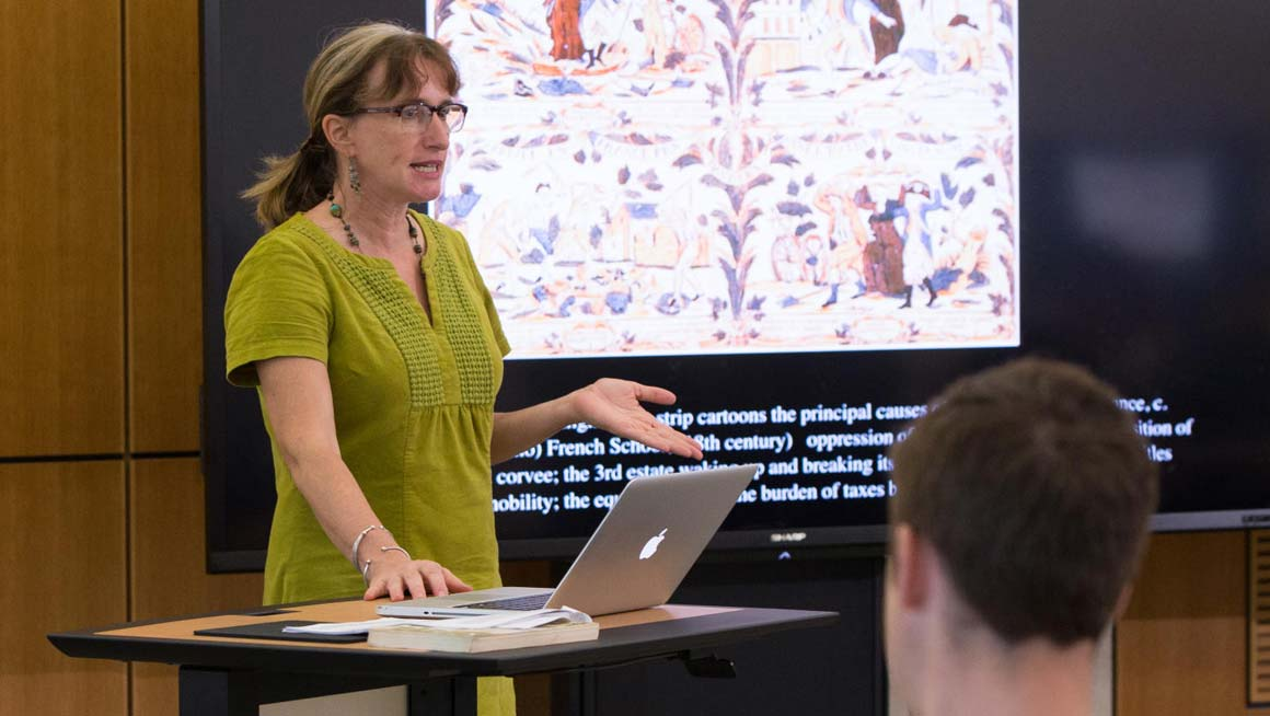 Associate Professor of Visual Studies Maura Coughlin, Ph.D