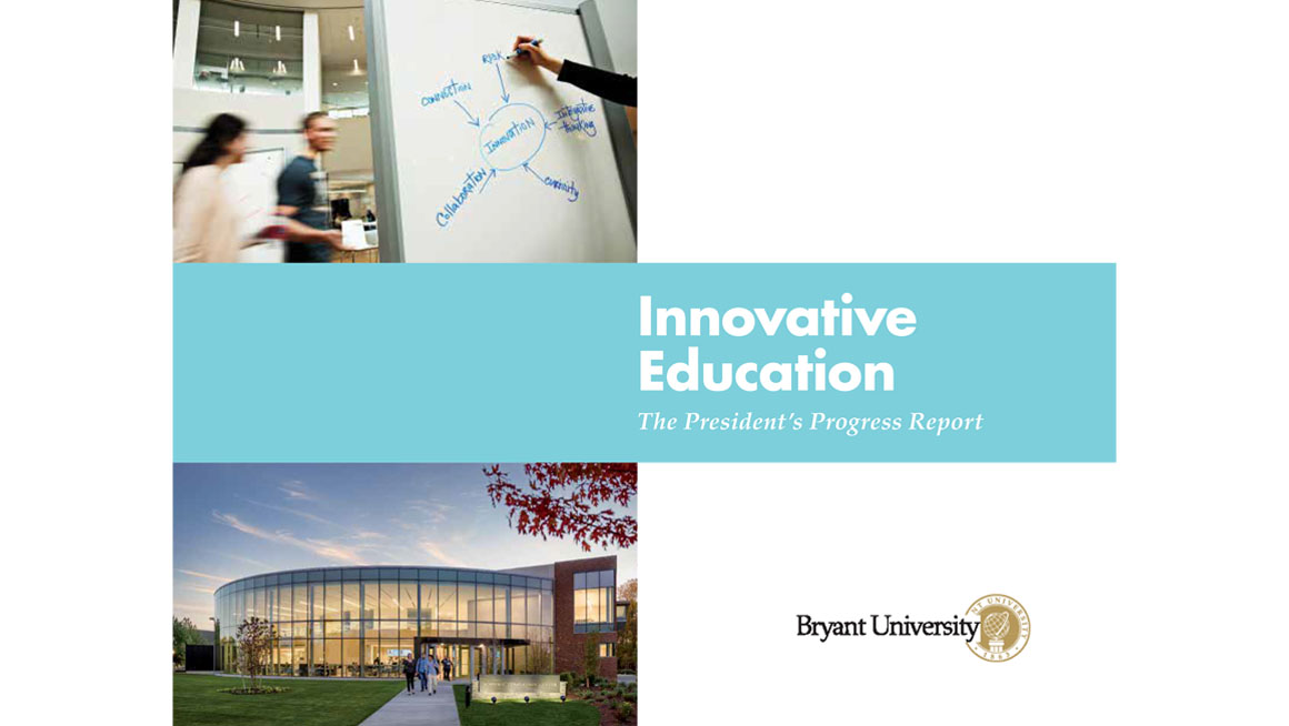 Innovative Education: President's Progress Report - 1160x654