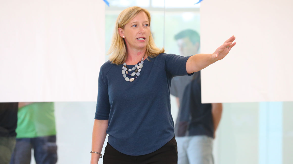 Applied Psychology Professor Allison Butler, Ph.D.