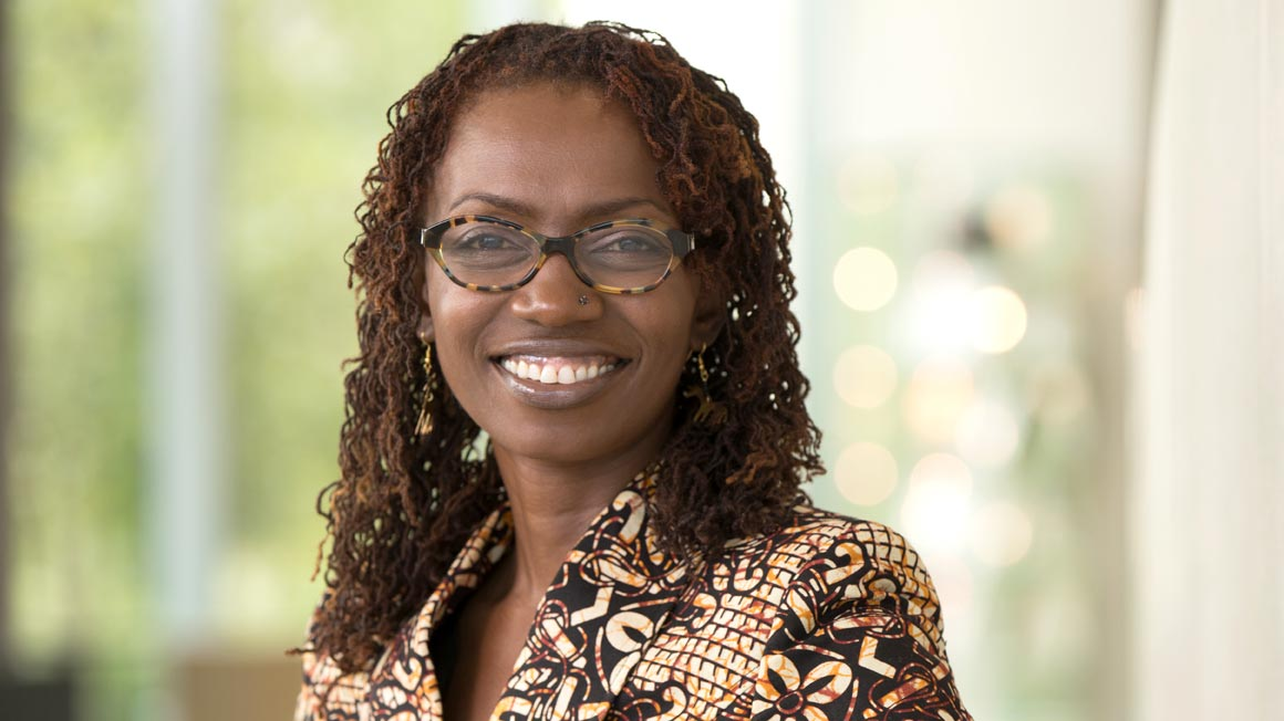 Eileen Kwesiga, Ph.D., Professor of Management