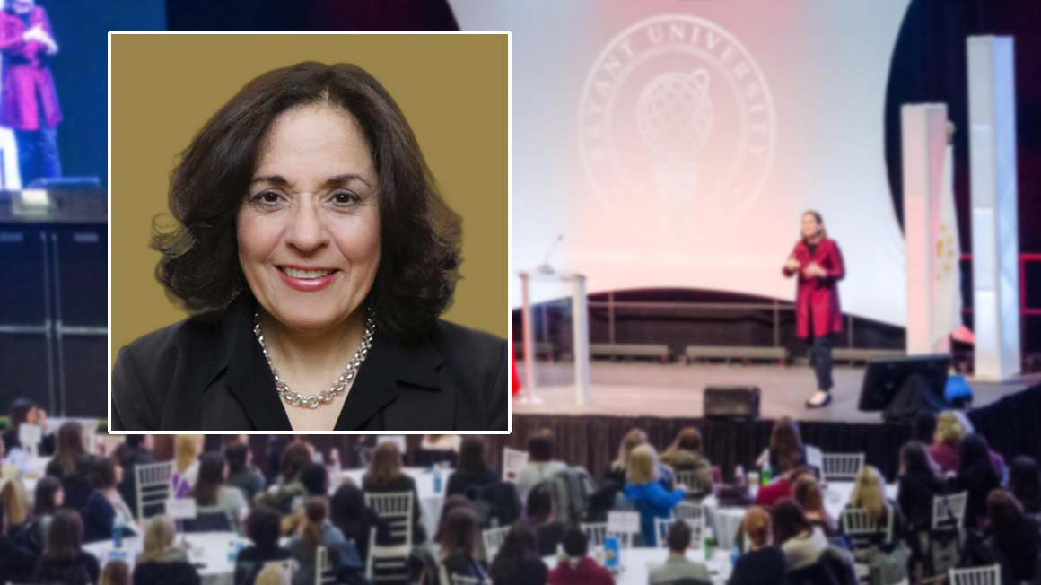 Rhode Island Free Clinic CEO Marie Ghazal named Women's Summit® New England Businesswoman of the Year