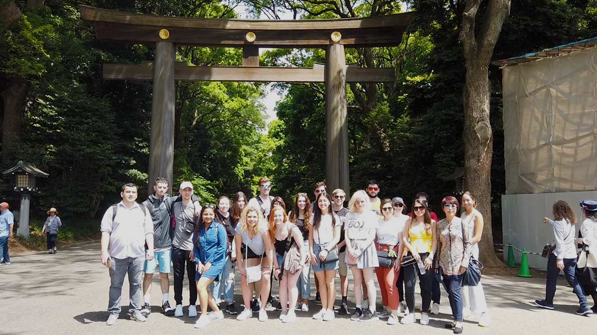 2019 SIE Japan students