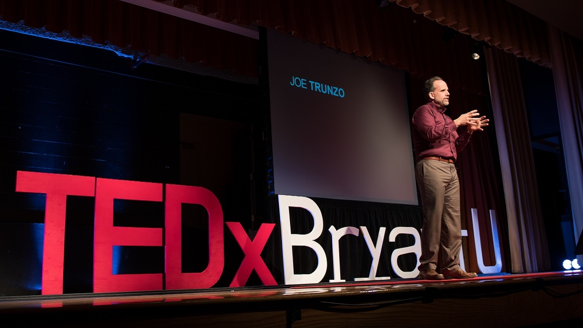 Trunzo at TEDx