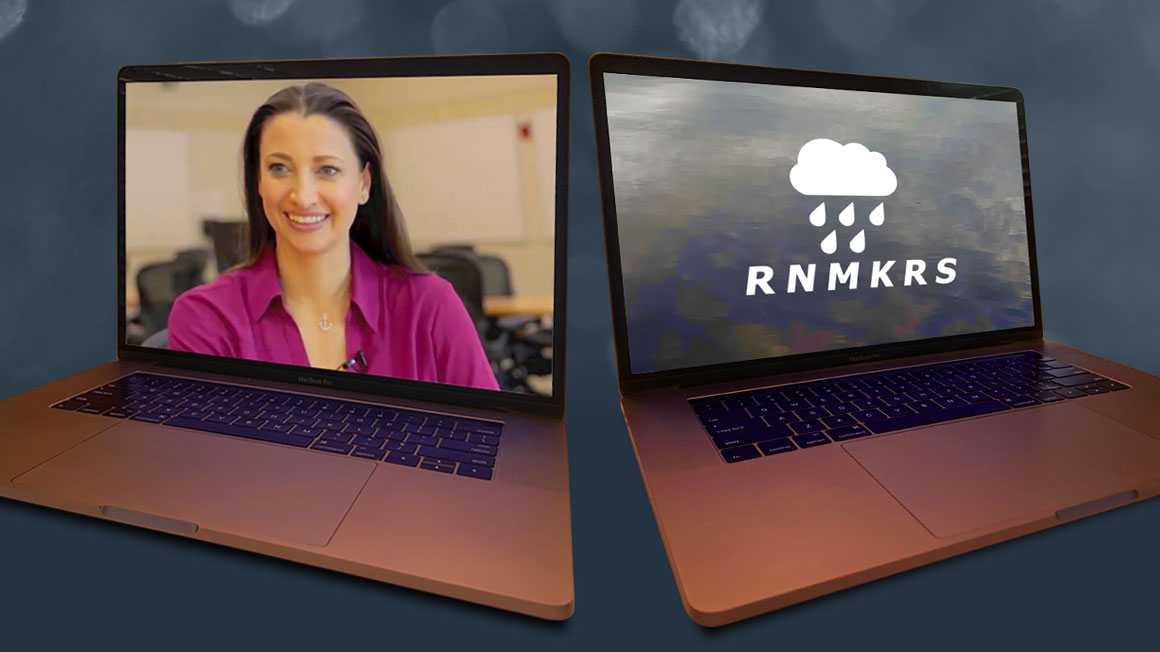 Professor Stefanie Boyer and the RNMKRS app