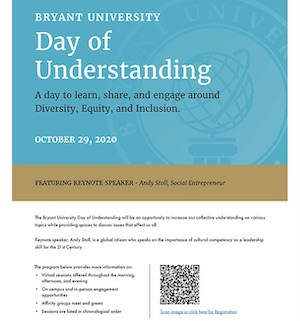 Day of Understanding program book cover