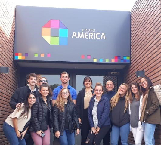 Bryant IB students in Chile